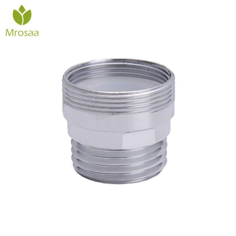 Mrosaa Bathroom Kitchen G1/2 Faucet Conversion Head M22 Internal Thread And M24 External Thread Tap Nozzle Aerators Adapter