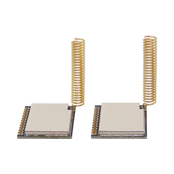 6 pz / lotto 100mW Si4432 433MHz | Modulo RF RF ricetrasmettitore - Apparecchiature di comunicazione