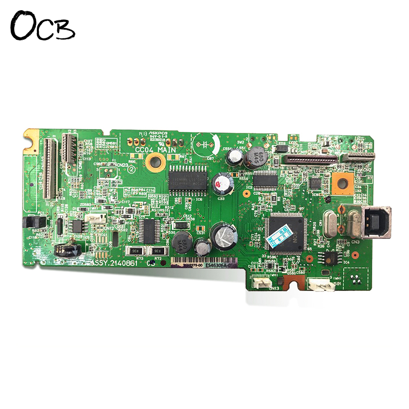 Original CC04MAIN Mainboard Main Board For Epson L130 L210 L220 L310 L313 L351 L353 L360 L363 Printer Formatter Board formatter main board for epson l210 printer