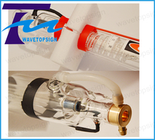 EFR Лазерной трубки F2 80 Вт длина 1250 мм диаметр 80 мм