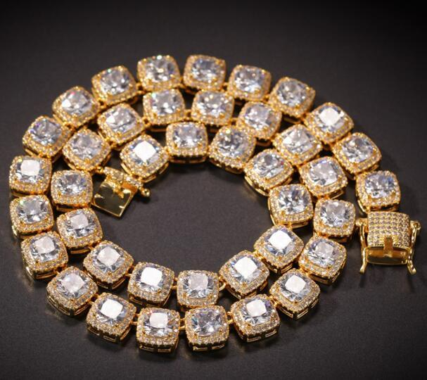 THE BLING KING 10mm Square...