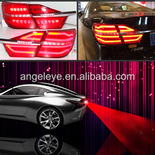 For TOYOTA Camry LED tail light Red Color with Laser fog light 2014-2015 year BW