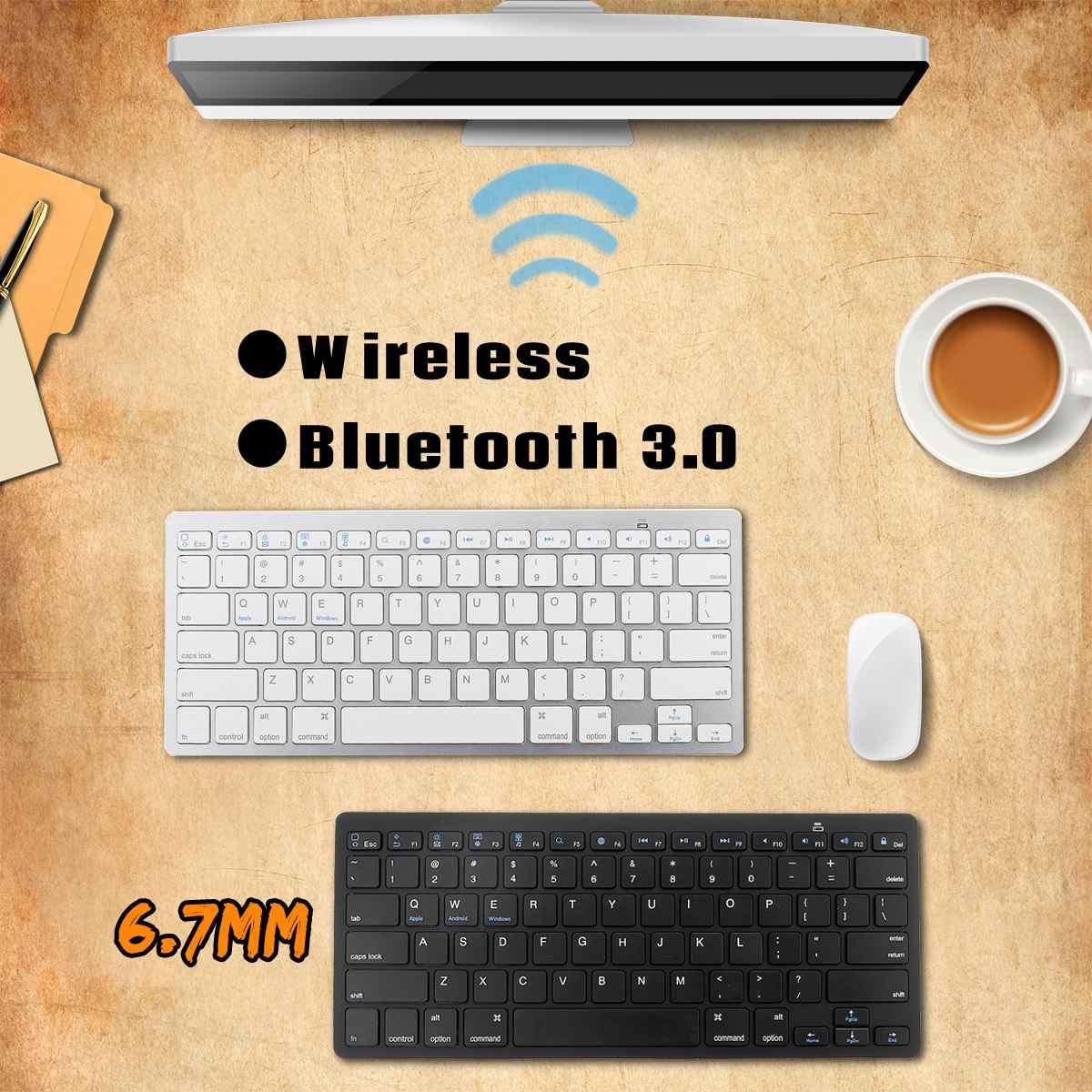 Slim Mini Bluetooth Wireless