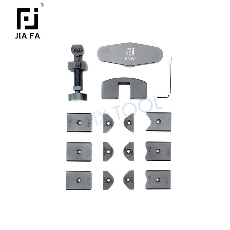 Здесь продается  16 in 1 Mobile phone Frame Bezel fix Repair Tool Bend Edge Corner and Sidewall set kit for iPhone iPad JF-866  Инструменты
