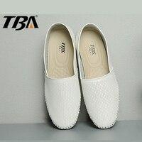 TBA Sport Shoes Woman Women S Sneakers Genuine Leather Slip On Rubber Plus Size Wedge Sneakers