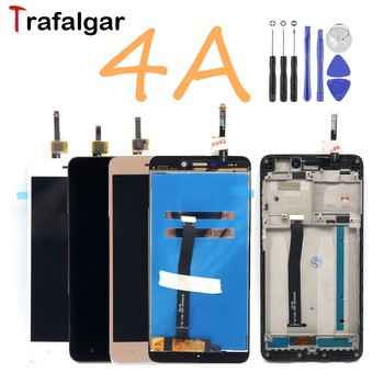 Xiaomi Redmi 4A LCD Display Touch Screen Digitizer Assembly For Xiaomi Redmi 4A Display With Frame 4A Pro Screen Replacement