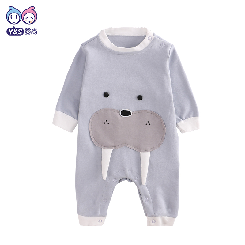 2017 Baby Rompers Long Sleeves Soft Cotton Newborn Baby Clothing Fashion Baby Pajamas Infant Clothes one piece rompers muqian newborn baby rompers baby clothing 100% cotton infant jumpsuit ropa bebe long sleeve girl boys rompers costumes baby romper