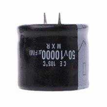 Electrolytic Capacitors 10000uF 50V 105 Celsium Power Electrolytic Capacitor Snap Fit Snap In