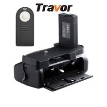 Профессиональная Батарейная ручка для Nikon D5300 D5200 D5100 DSLR камер с инфракрасным пультом дистанционного управления