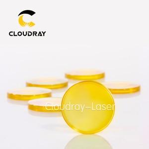 """Image 3 - Cloudray USA CVD ZnSe Fokus Objektiv Durchmesser. 12mm FL 38,1/50,8mm 1,5 """"/2"""" für CO2 Laser Gravur Schneiden Maschine Kostenloser Versand"""