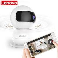 LENOVO WiFi Ip-kamera Schneemann R Wireless Mini HD 720 P Monitor & PTZ Videoüberwachung cctv Kamera Bewegungsmelder