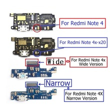 Micro charger USB Jack Board For Xiaomi Redmi Note 4x x20 Charging Connector For Xiaomi Note 4 USB Charger with microphone parts cheap weeten For Xiaomi Redmi Note 4 Note 4x 1pcs China (Mainland) A+ ORG Quality Security Package
