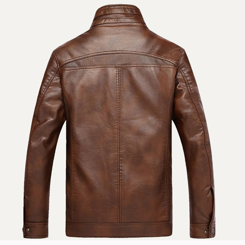 HTB1ciYoaN rK1RkHFqDq6yJAFXai XingDeng PU Brand High Leather Jacket Men Coats plus 5XL Quality Outerwear Men Business Winter Faux Fur Male top clothes Fleece