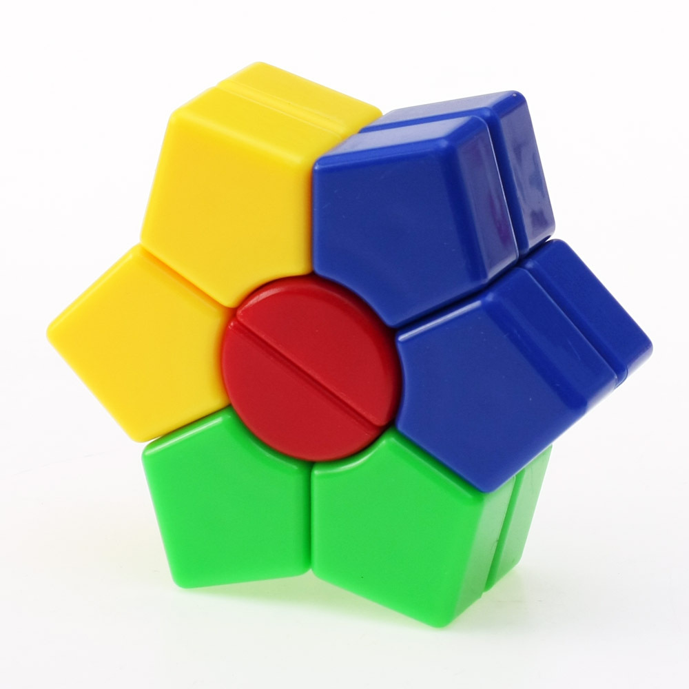 Toys & Hobbies Diansheng Square Hexagon Magic Cube Speed Puzzles Educational Toys Special Toys For Kids Magic Cubes
