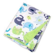 selimut bayi musim sejuk Kartun haiwan Pendek kanak-kanak mewah mewah swaddle sampul surat sampul surat bayi yang baru lahir untuk selimut katil bayi