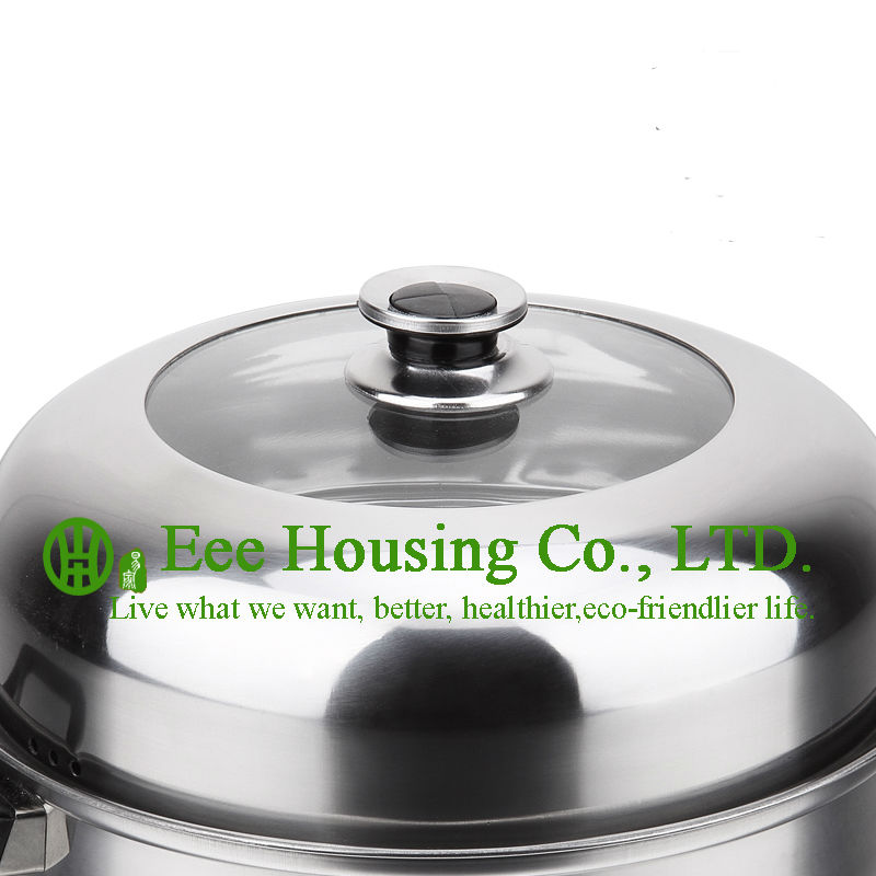 Stainless Steel Cooking Cookware Kitchenware Set Free Shipping Manufactuer In China,cooking Pot,steamer Pot Kitchen