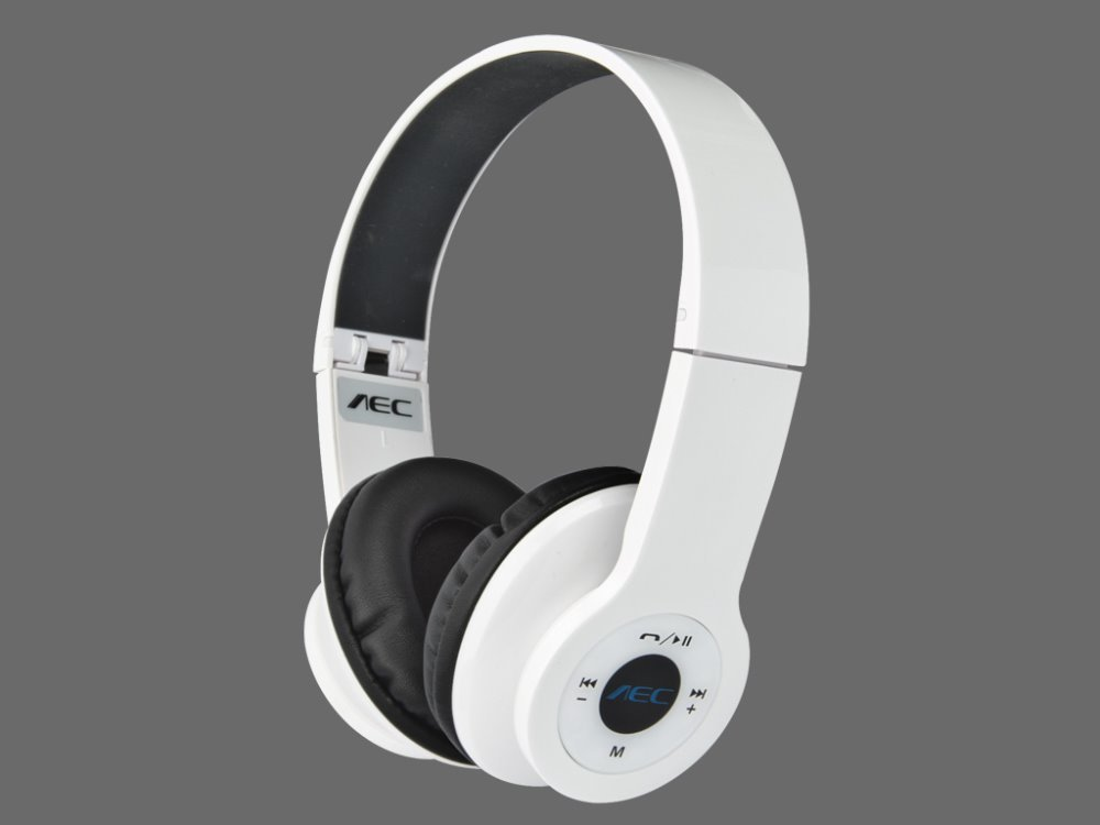 AEC BQ605 Sport Headband Wireless Bluetooth Headset Headphone With FM Radio  SD Card Slot MP3 For iPhone 5s 6 Plus Samsung S5-in Earphones   Headphones  from ... 7c9de089af