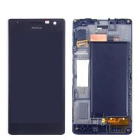Screen For Nokia Lumia 730 735 LCD Display Matrix Touch Screen Digitizer Full Assembly Frame 4