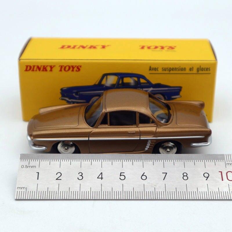 Atlas 1/43 Dinky toys 543 Floride Renault avec suspension et glaces Diecast Models Limited Edition Collection
