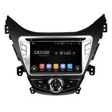 Otojeta lecteur dvd de voiture pour HYUNDAI elantra 2012 tête unités octa base android 6.0 2 GB RAM stéréo gps/radio/dvr/obd2/tpms/caméra
