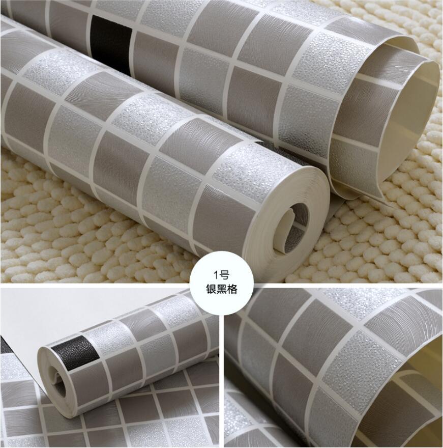 Buy mosaic imitation tile plaid for Papier peint imitation carrelage