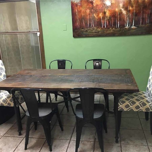 restaurant high quality dinner table and chairs manufacturer