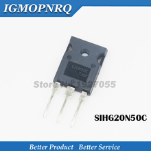 5PCS SIHG20N50C TO-247 G20N50C 20A 500V TO-247 20N50C NEW original