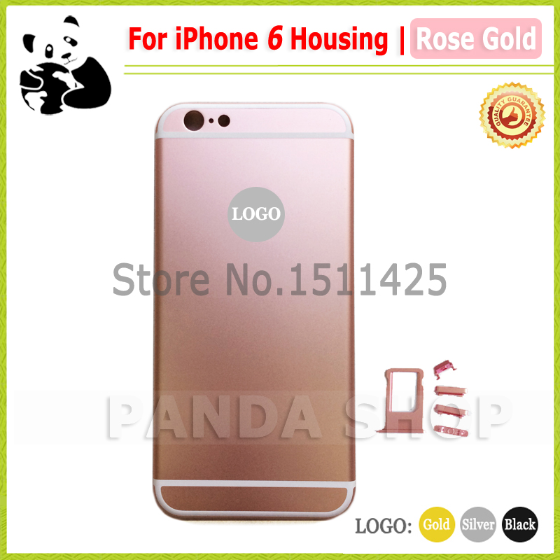 With 6S IMEI Number!!! For iPhone 6 Housing Back Cover 4 7