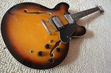 Beste qualität ES 335 gitarre ist komplette guitarra eletrica instrumento musical