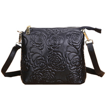 2018 Handbag Fashion Genuine Leather Women Shoulder Bag Messenger bag Ladies Crossbody Bag Bolsas Femininas AWM33