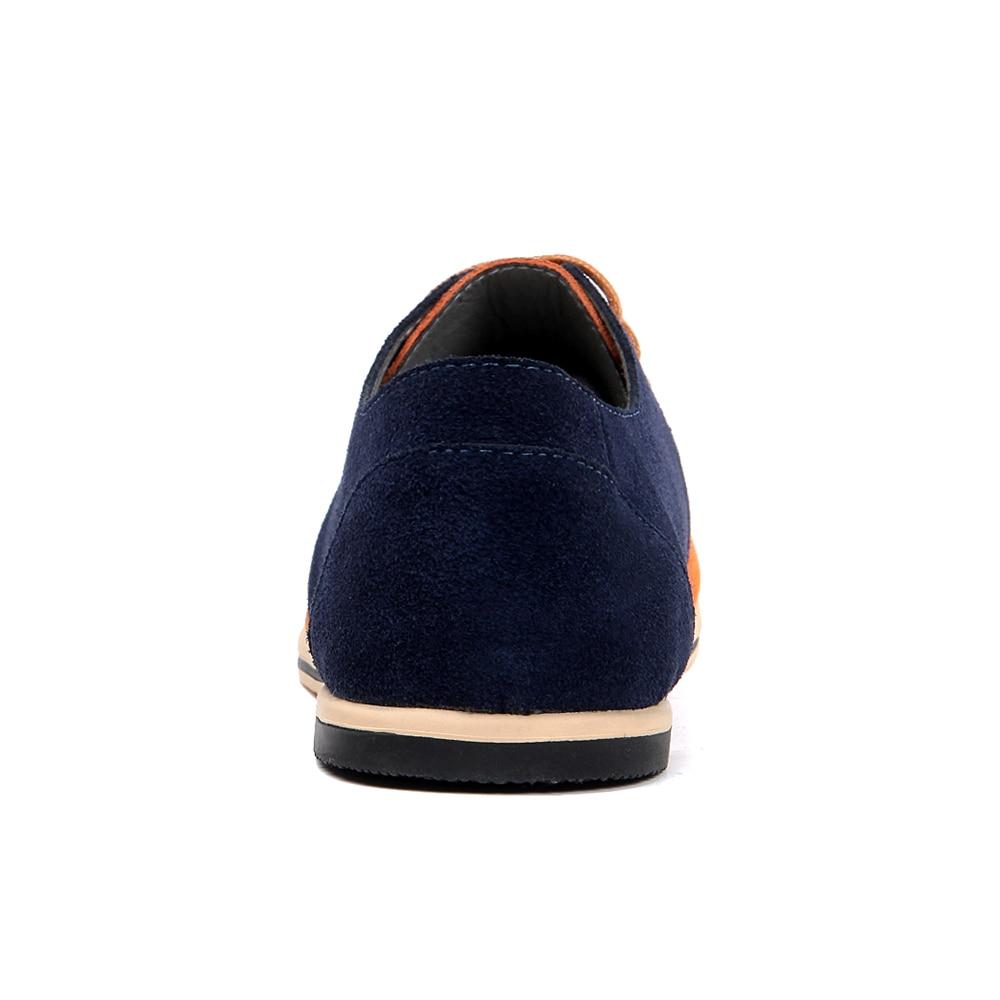 US $20.64 52% OFF|JUQI Männer Schuhe 2017 Neue Mode Wildleder Schuhe Männer Freizeitschuhe Halbschuhe Atmungsaktive Schuhe Wohnungen Große Größe 38 50