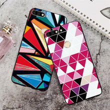 Phone Case For Huawei Nova 3 3i Mate 20 Lite Huawei Y7 Prime 2018 Cases Honor 8X Note 10 Note10 Luxury Marble Soft Case Covers(China)