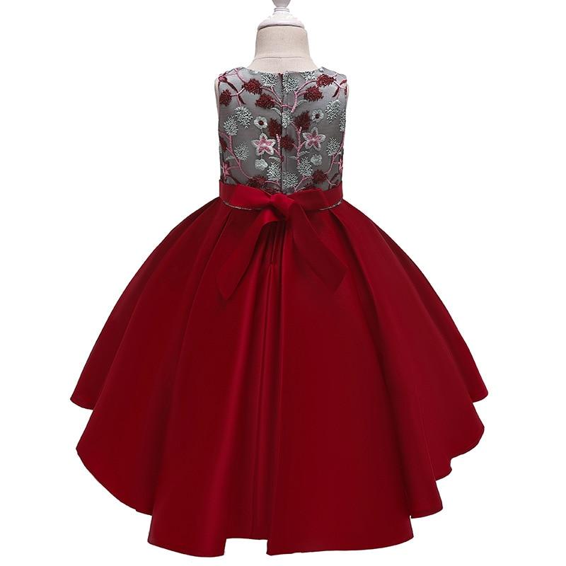 HTB1cibWd3mH3KVjSZKzq6z2OXXaF Girls Dress Christmas Kids Dresses For Girls Party Elegant Princess Dress For Girl Wedding Gown Children Clothing 3 6 8 10 Years