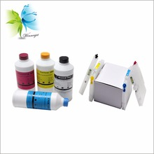 1 set refillable ink cartridge + sublimation gel ink for Ricoh SG 3110DN SG 7100DN SG7100 printer