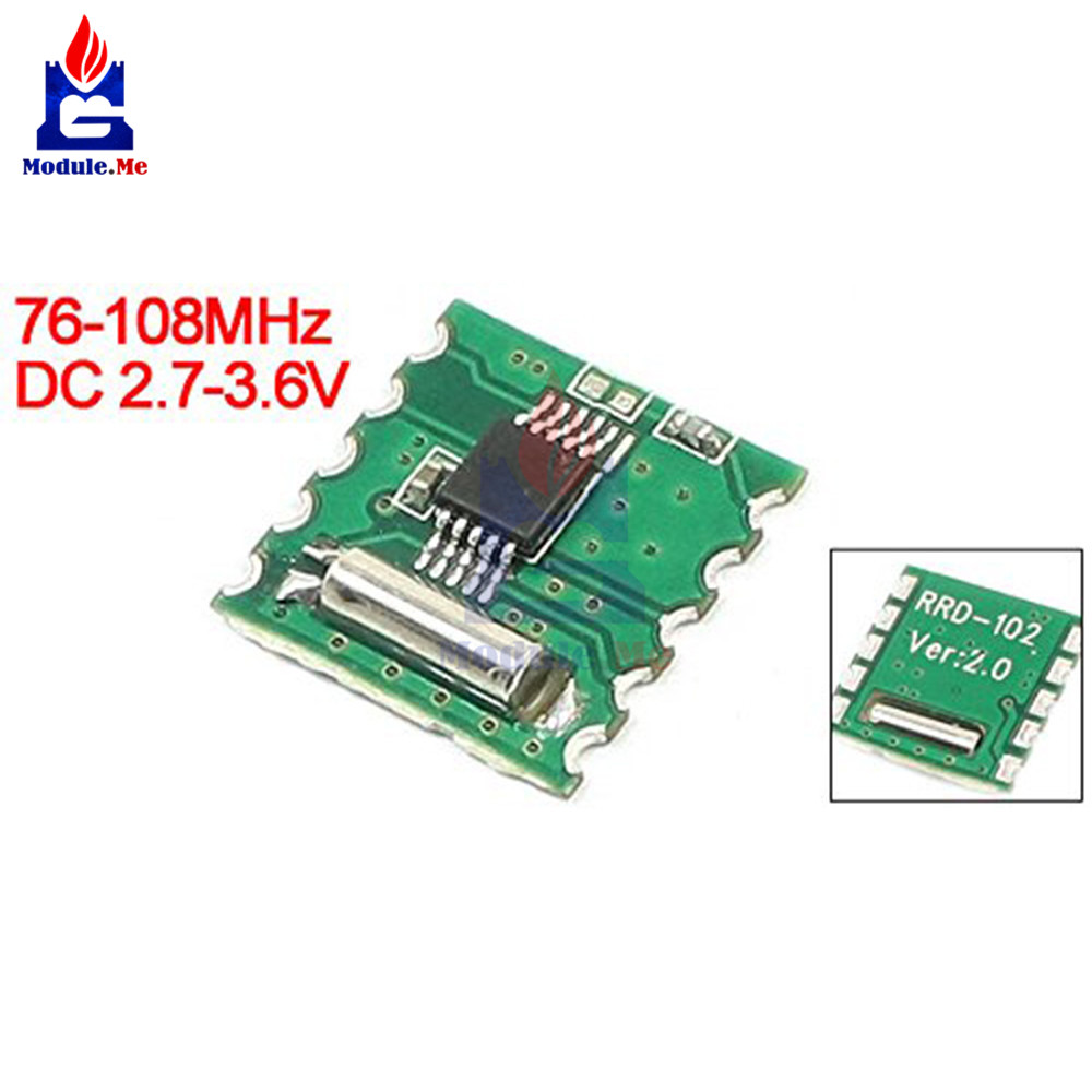 fm-stereo-radio-module-rda5807m-wireless-board-rrd-102v20-for-font-b-arduino-b-font-dc-27-36v-frequency-76-108mhz