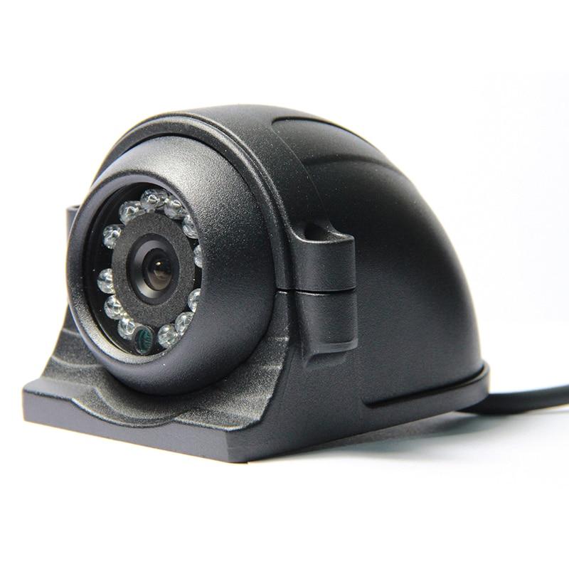 bilder für Freies verschiffen neue sony 700tvl hd metall wasserdichte rückseite/Vorderansicht Ansicht-rückseite Car Duty Kamera für Schwere Bus Lkw Van