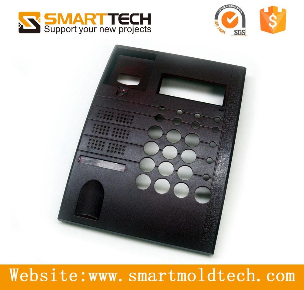 Customized High Precision Plastic Landline Telephone Shell