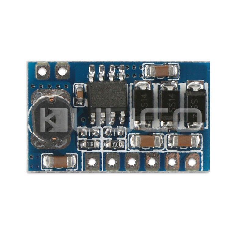 para- + 15 V 3 W Conversor