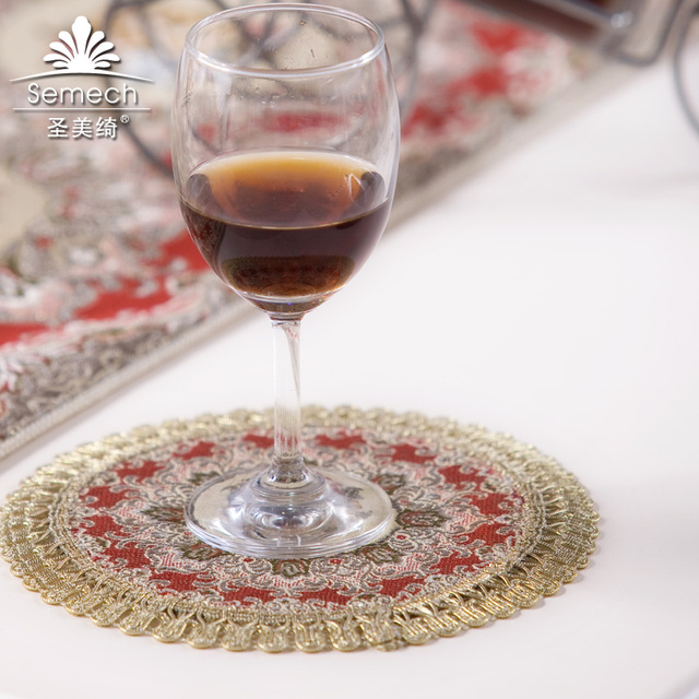 US $12 0 |Freeshipping to US, UK &Australia/Factory Price/ Brand Semech/  Coasters/Walmart Quality/ Flowery/Strong Thermal Insulation/ 002-in Mats &