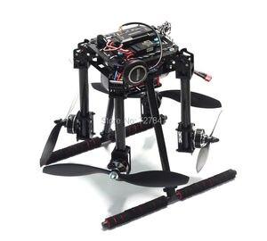 Image 2 - Upgrade F550 ZD550 550mm / ZD680 680mm Carbon fiber Quadcopter Rahmen FPV Quad mit Carbon Fiber Landing Skid