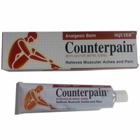 120g Thailand Counterpain Analgesic Balm Relieve Muscular Aches Fatigue Sports Sprain Massage Cream Warm Pain Relief