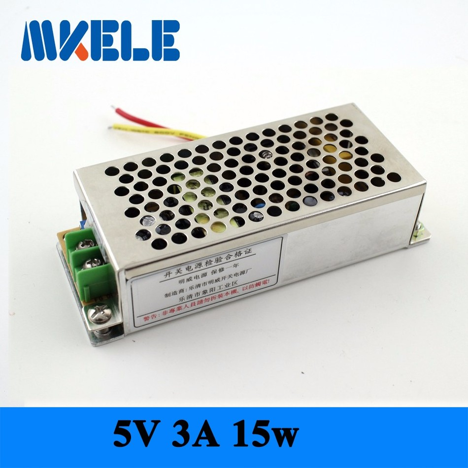 Small Volume 15w 5v 3a Ms-15-5 110V 220V ac to 5V dc High Relibility auto Mini Size switching power supply/ SMPS 1 2 male inch bsp length 49 x 36 6mm wall thickness 3mm elbow connection thicken brass pipe adapter coupler connector 232psi