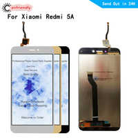5pcs/lot For Xiaomi Redmi 5A 5 A LCD Display+Touch panel Screen Replacement Digitizer with frame Assembly For Xiaomi Redmi 5A