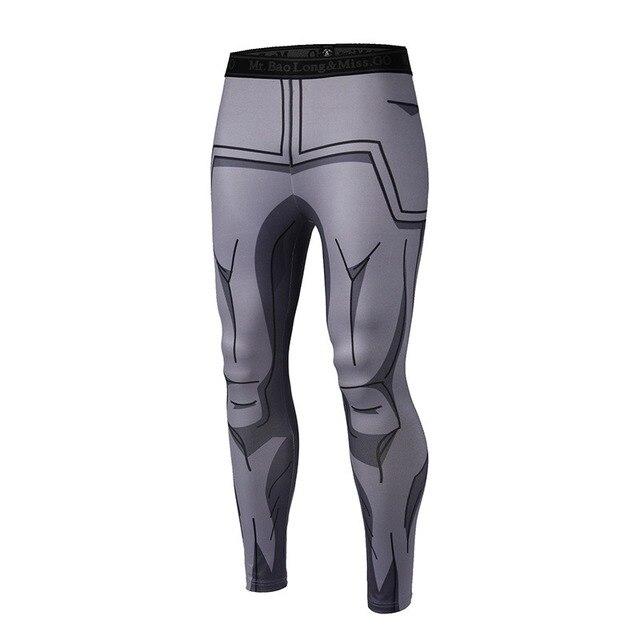Men's 3d skinny Pants joggers sweatpants mens compression pants tights pantalon chandal hombre pantalones hombre sweat pants