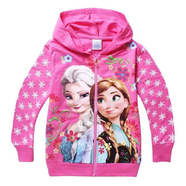 6a5832961 Online Shop COSPOT Baby Girls Cartoon Hoodies Spring Autumn Cute ...