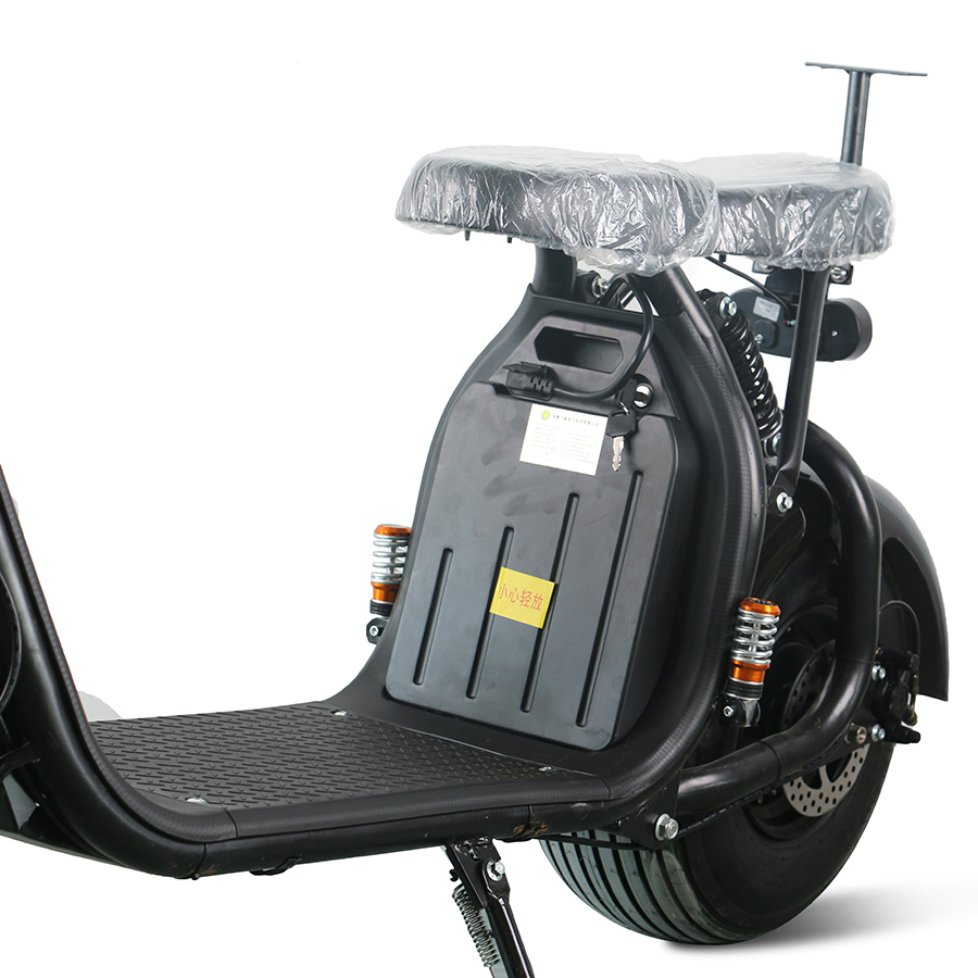 PHSC11/Harley electric scooter / two-wheel mini adult electric car /Booster battery car/Hydraulic disc brake