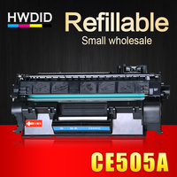 HWDID CE505A 505 05A 505a Compatible Toner Cartridge for HP LJ P2035 2055 for Canon LBP6300 6650 6670 6680 MF5840 5850 5870 5880