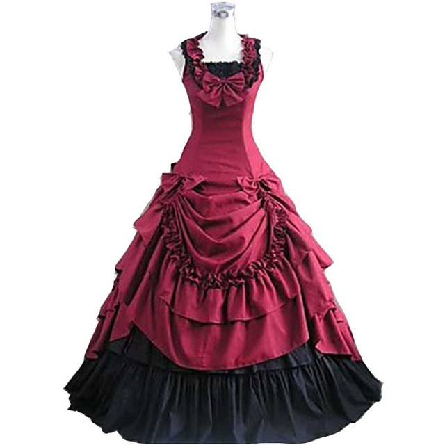 adult southern belle costume Halloween costumes for women red ...