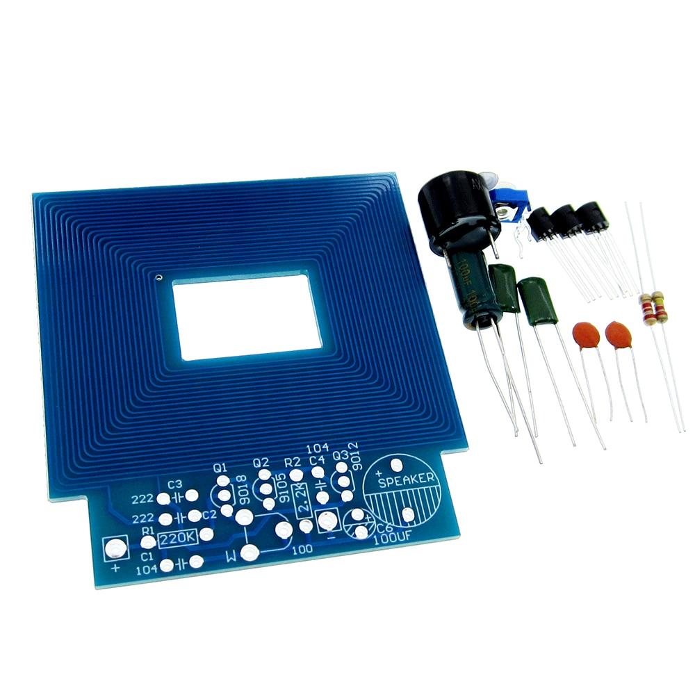 Metal Detector Metal Locator Elektronisch Production Simple DIY Kit DC 3V-5V