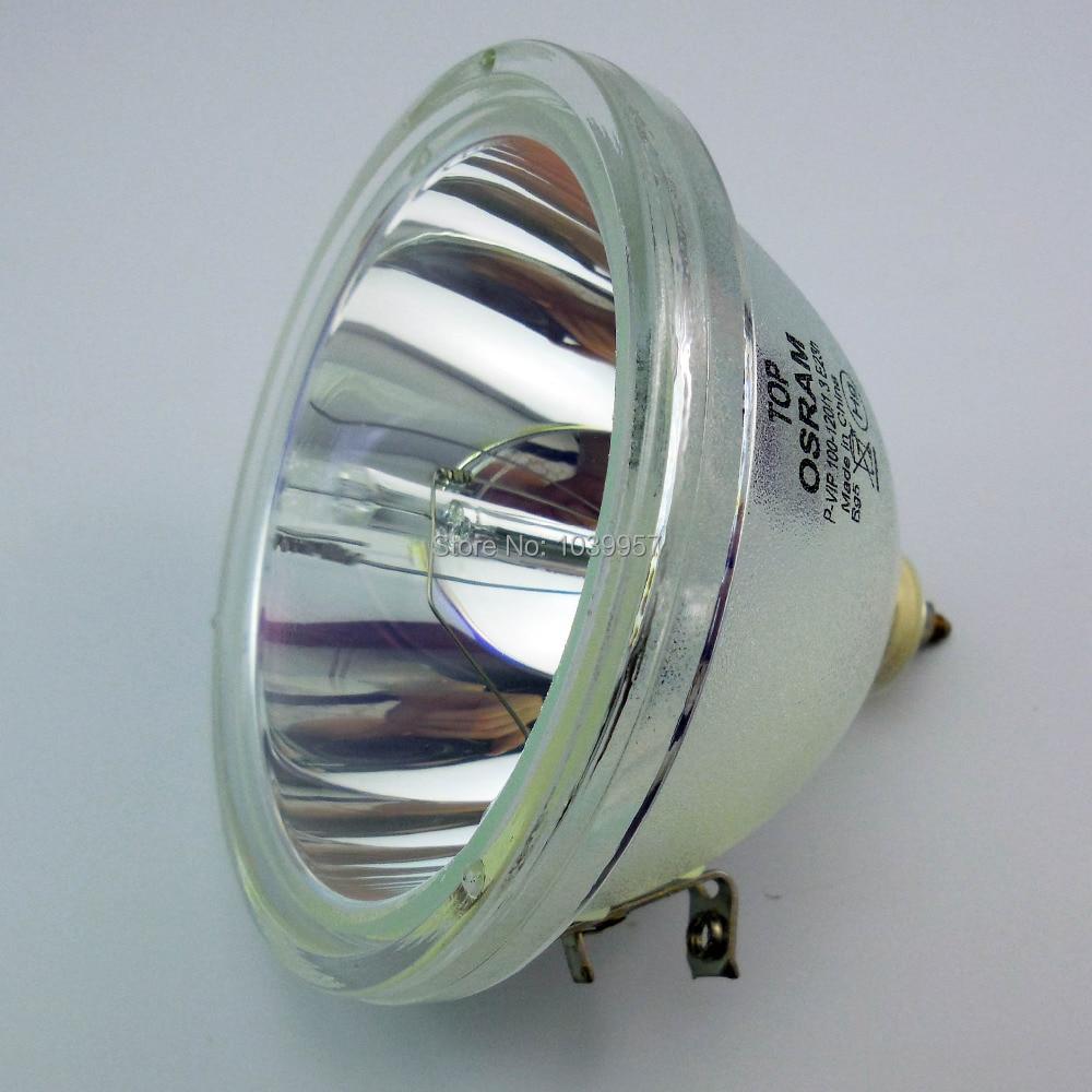 Original Projector Lamp Bulb P-VIP 100-120/1.3 E23h for Mitsubishi WD-52825 / WD-52825G / WE-52825 original gs316 gs318 sd220u xd220u xd221u for mitsubishi vlt xd221lp 499b055o10 projector bulb lamp p vip 180 0 8 e20 8